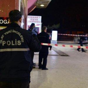 Otogarda kanlı kavga: 1 ölü, 2 yaralı
