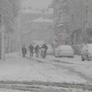Meteoroloji'den 4 il için uyarı: Yoğun kar yağışı geliyor