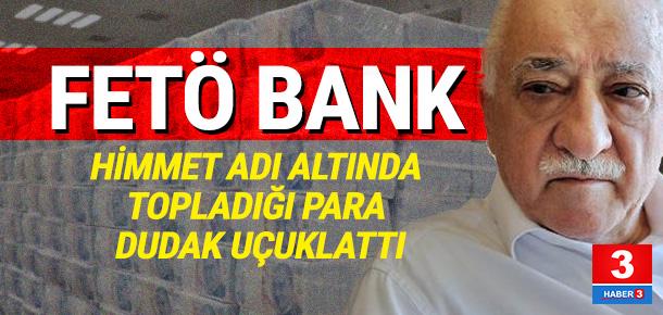 FETÖ bir gecede 4 milyon lira 'himmet' toplamış