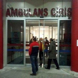Sakarya'da hastane karantinaya alındı
