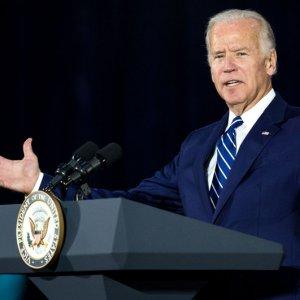 Biden'den başkanlık sinyali