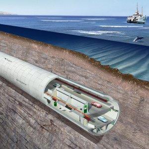 Avrasya Tüneli'nin ismi ne olacak ?
