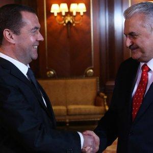 ''Türkiye ile Rusya zor günleri geride bıraktı''