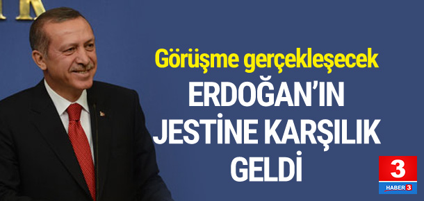 İsrail'den Erdoğan'ın jestine karşılık geldi