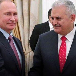 """Putin: """"Erdoğan'a minnettarız"""""""