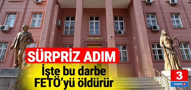 Yargıtay Cumhuriyet Başsavcılığı FETÖ/PDY için onama istedi