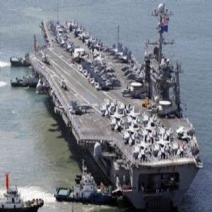 Son uçak gemisi Türkiye'ye satıldı