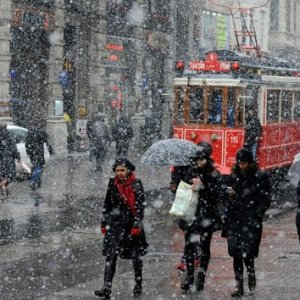 İstanbul'da kar ne zaman yağacak ?