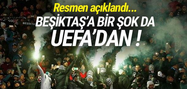 UEFA, Dinamo Kiev ve Beşiktaş'a soruşturma açtı