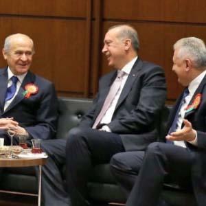 Erdoğan'dan vekillere fire mesajı