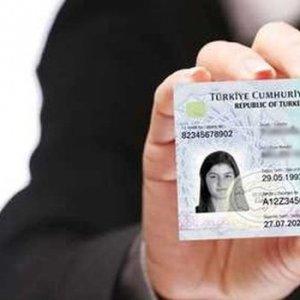 İşte yeni kimlik kartlarının ücreti