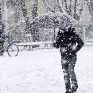 Meteoroloji'den kar uyarısı !