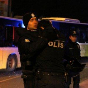 İstanbul'daki hain saldırıdan kahreden fotoğraf