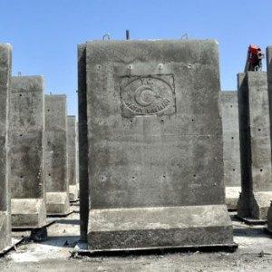 Suriye'den sonra Doğu'ya da güvenlik duvarı