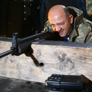 Milli Piyade Tüfeği MPT-76 envantere girdi
