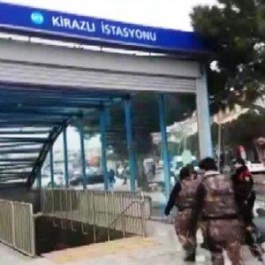 İstanbul metrosunda 'Ortaköy teröristi' alarmı