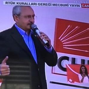 Akit TV'ye Kılıçdaroğlu cezası
