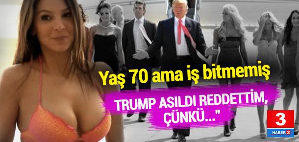 Macar güzellik kraliçesinden Trump için ahlaksız teklif iddiası