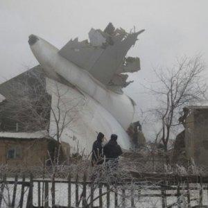 Türk kargo uçağı düştü: 37 ölü