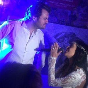 Tarık Akan'ın oğlu Barış Üregül evlendi
