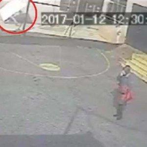 Okulda ''yok artık'' dedirten hırsızlık !