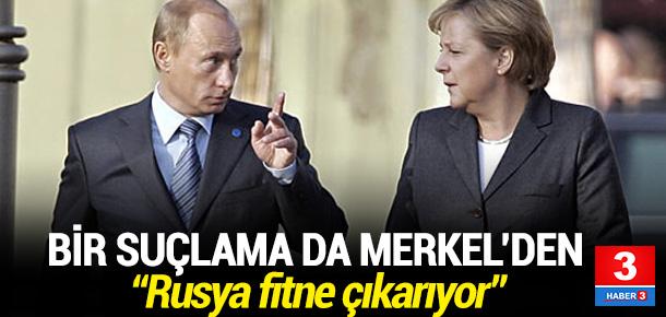 """Alman istihbaratı: """"Rusya aramızı bozmak istiyor"""""""