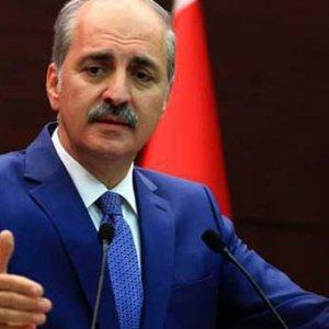 Başbakan Yardımcısı Kurtulmuş referandum tarihini verdi