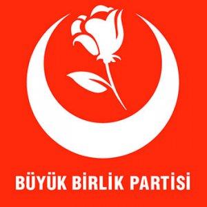 Büyük Birlik Partisi kurultaya gidiyor