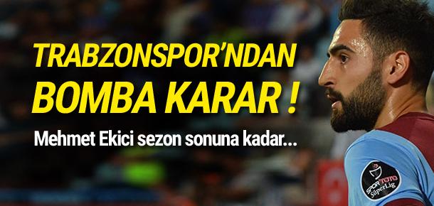 Mehmet Ekici'ye şok !