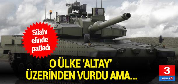 Milli tank projesinde sözleşme iptali