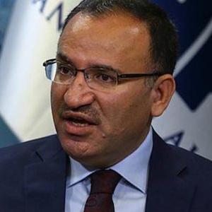 Bakan Bozdağ'dan Reina saldırganı açıklaması