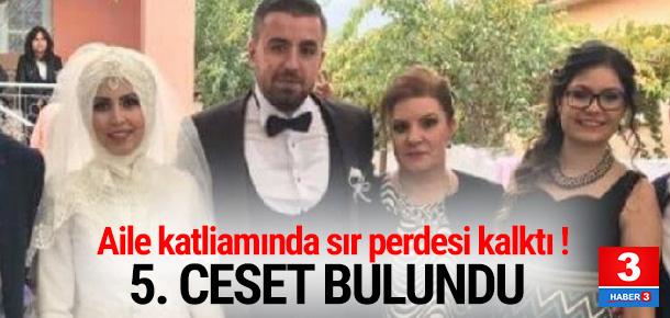 İzmir'deki aile katliamında sır çözüldü !
