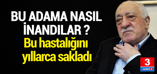 FETÖ'nün elebaşı Gülen'e anksiyete teşhisi konmuş