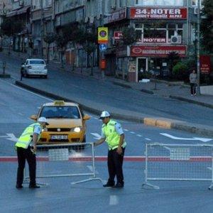 Dikkat ! İstanbul'da yarın bazı yollar trafiğe kapatılacak