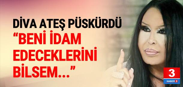 """Bülent Ersoy'dan olay sözler: """"Beni idam edeceklerini bilsem..."""""""