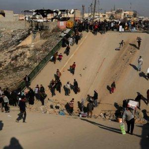 DEAŞ 1 yılda topraklarının dörtte birini kaybetti