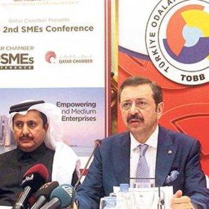 Katar'dan Türk işadamlarına davet