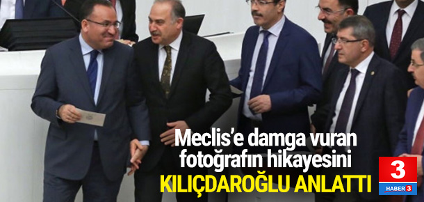 Kılıçdaroğlu çok konuşulan fotoğrafın hikayesini anlattı