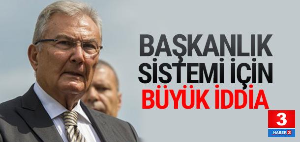 Deniz Baykal: AK Partililer başkanlığa hayır diyecek