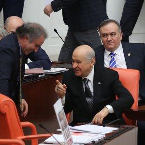 Bahçeli ile HDP'li Yıldırım Said Nursi'yi konuştu