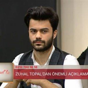 Zuhal Topal o adayı kovdu