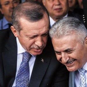 Erdoğan ve Yıldırım sahaya iniyor