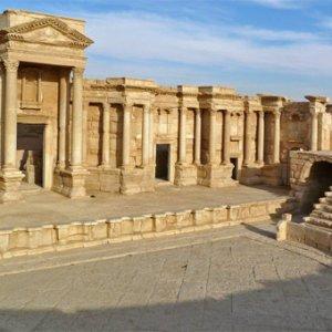 IŞİD, antik kenti imha etti