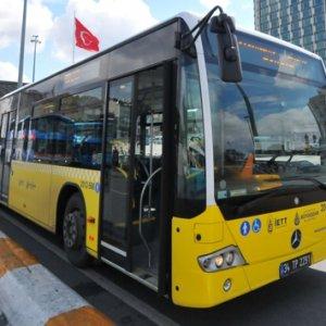 İETT bir yılda Türkiye'nin 15 katı yolcu taşıdı