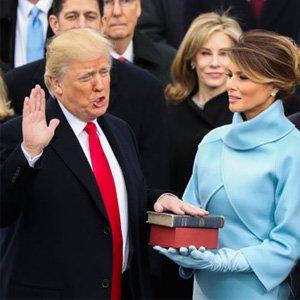 Donald Trump resmen başkan oldu