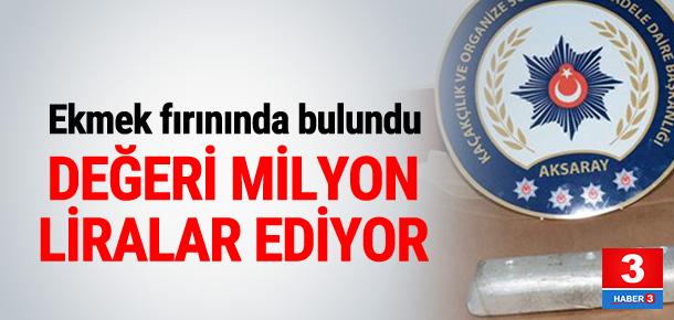 Türkiye'de ele geçirildi !