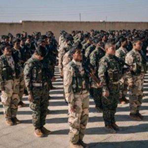 ABD, PKK'ya askeri üniforma giydirdi