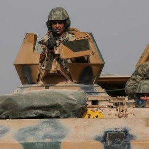 Türkiye'nin hedefini Bakan açıkladı: Rakka, El Bab ve Musul