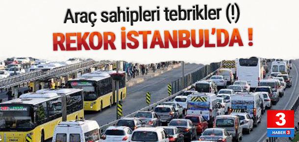 İstanbul dur-kalkta dünya şampiyonu