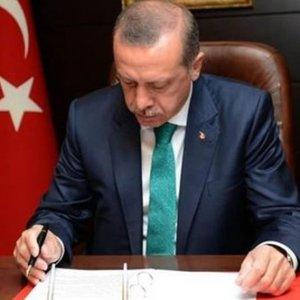 Erdoğan, 12 üniversiteye rektör atadı
